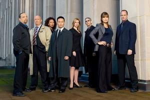 US hit TV show 'Law and Order'