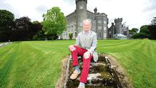Thomas Pakenham (81), his wife Valerie and their four children have lived in Tullynally Castle for decades.