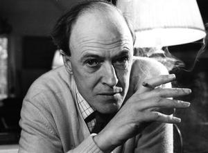 Roald Dahl was not honoured in the  year of his centenary. Photo: Getty