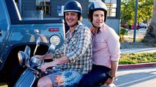 Bromance: A friendless Paul Rudd goes to great lengths to find a best man before his wedding day in comedy 'I Love You Man'