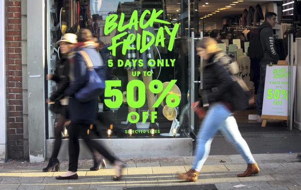 Frenzy: 'Black Friday' is on its way
