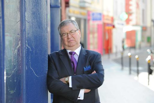 Joe Duffy, RTE presenter, Liveline and Spirit Levels