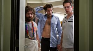 Cure: Eggs, oats and broccoli could have helped the guys from 'The Hangover'... or not