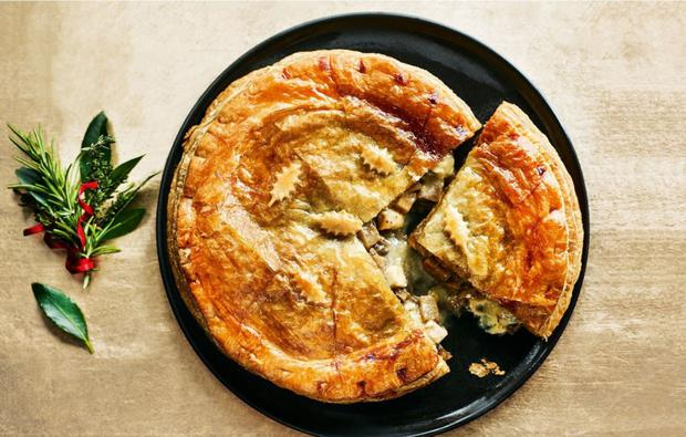 A pithivier from M&S