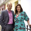 Location, Location, Location presenters Phil Spencer and Kirstie Allsopp.