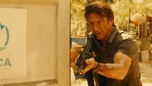 Sean Penn overacts in thriller 'The Gunman'