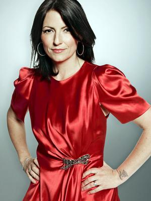 Big bother: Take a leaf out of Davina McCall's book and make time for more sex