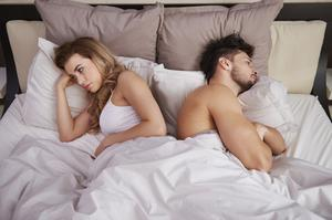 Our reader has a sexless marriage