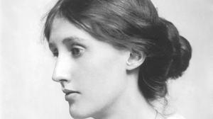 Virginia Woolf  in 1902, photographed by George C. Beresford.