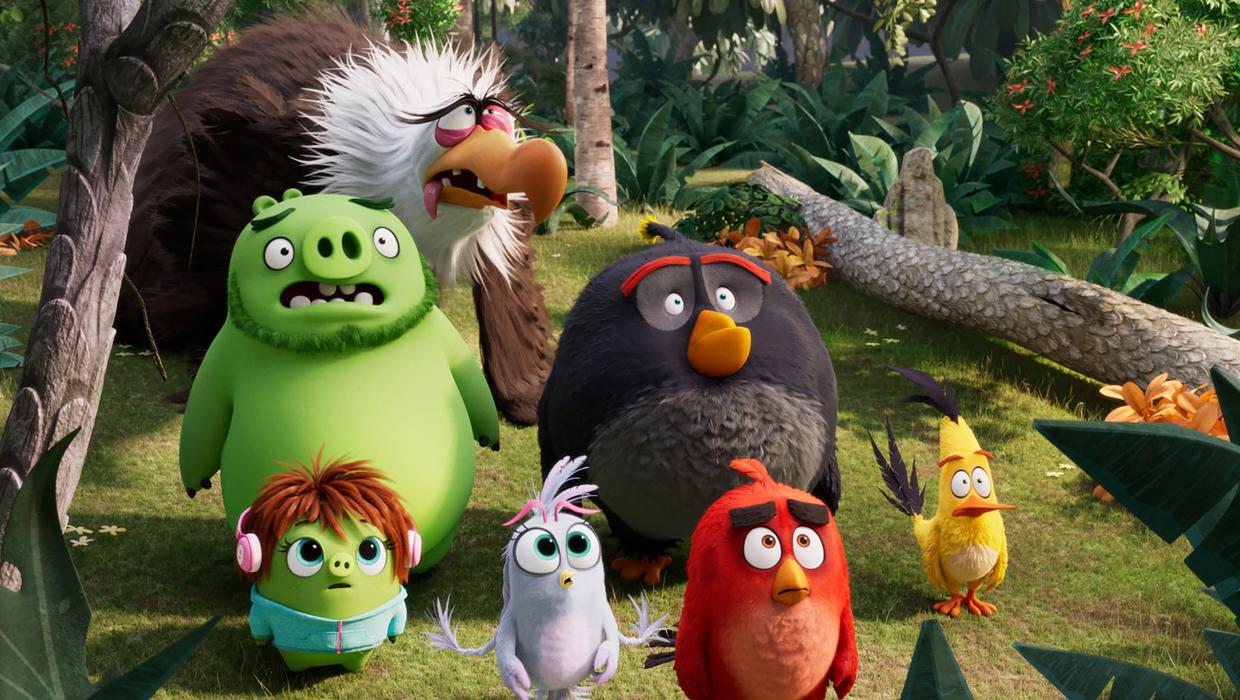 Film of the week: Angry Birds 2 - Independent.ie