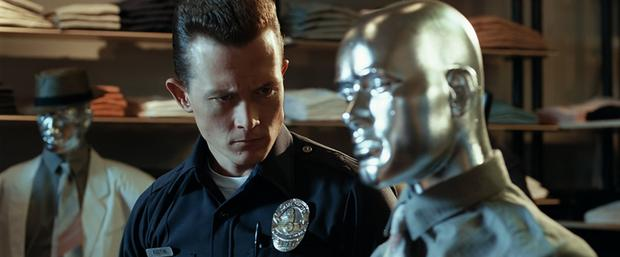 Robert Patrick is the natural born killer in 'T2 Judgment Day'