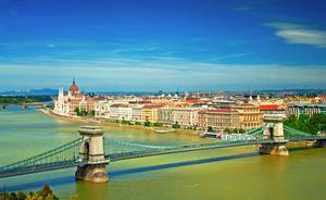 Habsburg splendour: The magnificent city of Budapest was the starting point for a magical cruise on the Danube through four countries.