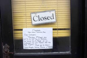 Sign on The Claymore on North Gate Street, Athenry