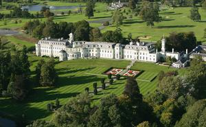 The K Club is set in manicured, even majestic gardens - an arcadian vision of beauty in harmony with Mother Nature