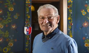 Mission: Tomi Reichental at home in Dublin. Photo: Damien Eagers