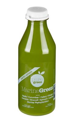 Pure Green juice, puregreen.ie for stockists, €5.50