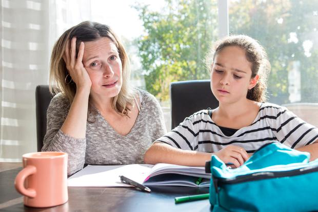Softly, softly: Parents should keep calm and not add to the pressures already being put on students sitting the State exams