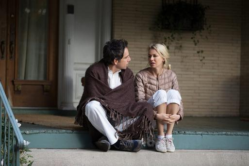 Ben Still and Naomi Watts in While We're Still Young