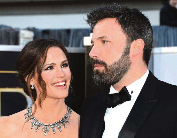 Jennifer Garner (43) and Ben Affleck (43)