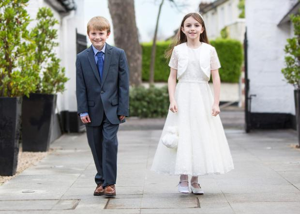The real cost of dressing your little darlings on their