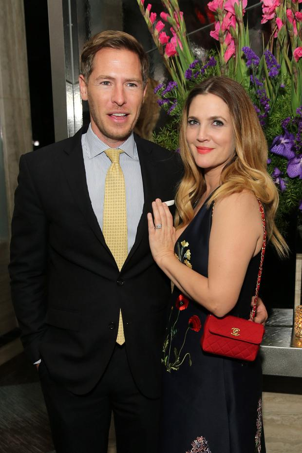 Drew Barrymore broke up with her hubby after a holiday