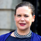 Mary Lou McDonald Photo: Tom Burke