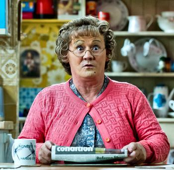 Mrs Brown's Boys D'Movie come up trumps at the box office