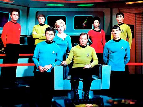 There are courses available for Star Trek fans in Washington DC's Georgetown University