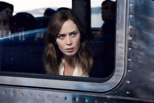 Mind games: Emily Blunt in Girl on The Train