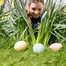 Crack on: There are plenty of Easter Egg hunts around the country
