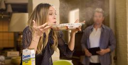 Bigger slice of the pie: Sarah Jessica Parker plays a working mother in I Don't Know How She Does It
