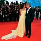 Life changes: Amal and George Clooney who have just welcomed their first children Ella and Alexander