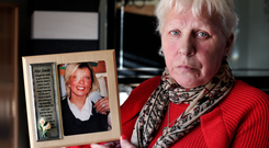 'Always together': Anne Jenkins had a very close relationship with daughter Amanda