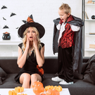 You're right to be scared of the kids — if you haven't organised the perfect costume, goody bags and elaborate decorations