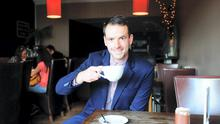 Daily fix: Stephen Bell, founder of Bell Lane Coffee, Mullingar