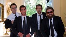 What not to do: Try to avoid getting into scenarios like 'The Hangover' cast when fulfilling your best man duties.