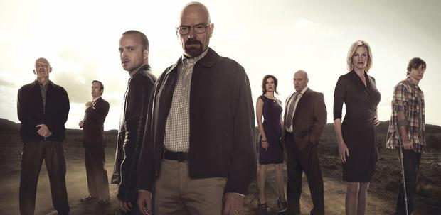 If you want to watch 'Breaking Bad' on Netflix, you'll need broadband that offers more than 5Mbs.