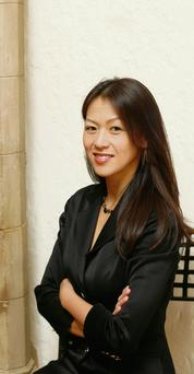 Amy Chua – aka the Tiger Mom