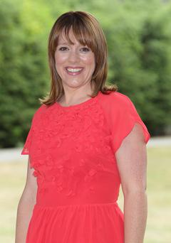 RTE's Evelyn O'Rourke who has just published a memoir