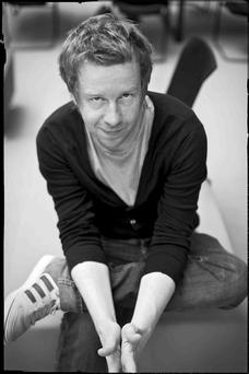Master of the short story: Kevin Barry. His new collection of short stories 'Dark Lies the Island: Stories' was published last September to critical acclaim