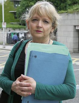 Sally Maguire, president of the ASTI. Photo: Damien Eagers
