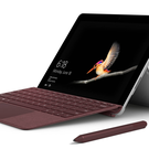 Microsoft Surface Go, €719 with keyboard cover from microsoft.ie