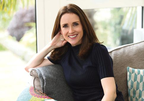 Maia Dunphy has thought about having a second baby but she says it has to be for the right reasons. Photo: Robbie Reynolds Photography
