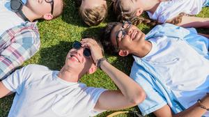 Friendships are important for teenagers: Photo: Deposit
