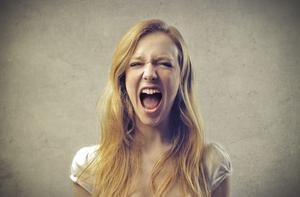 Since there are likely to be very good reasons why your teen gets angry right now, it might be best to stop punishing her