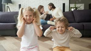 Parental conflict can be difficult for children to witness