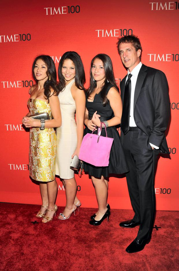 Author Amy Chua.