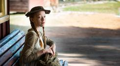 Back on our screens: Irish actress Amybeth McNulty is the new incarnation of Anne - the feminist icon and patron saint of female outsiders