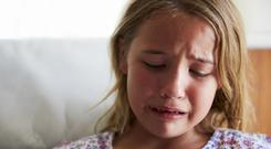 Your daughter needs help to understand and deal with her emotions