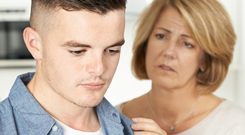 You need to have an open and honest discussion with your son